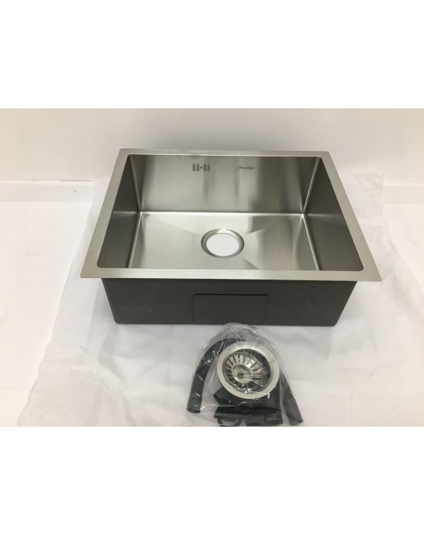 Undermount single bowl sink 4444s