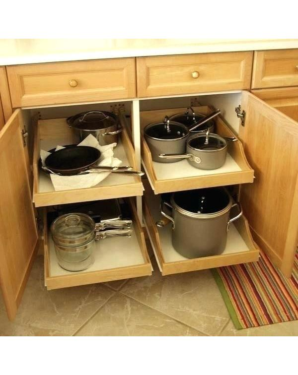 Drawer boxes for kitchen