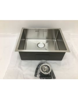Undermount single bowl sink 4444s